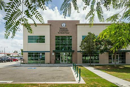 Pet Health Center Building