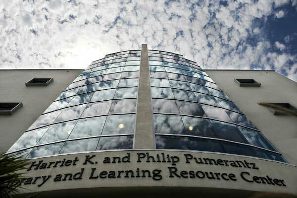 The Harriet K. and Philip Pumerantz Library
