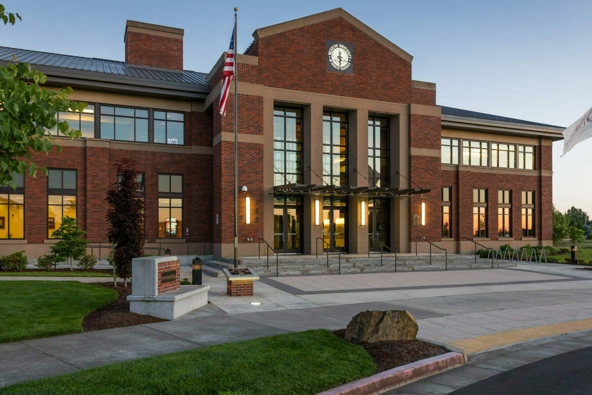 Campus in Oregon