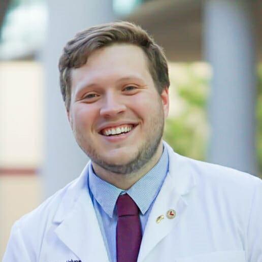 Portrait of student Trusten Moore